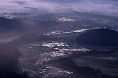 尾瀬ヶ原のオリジナルプリント
