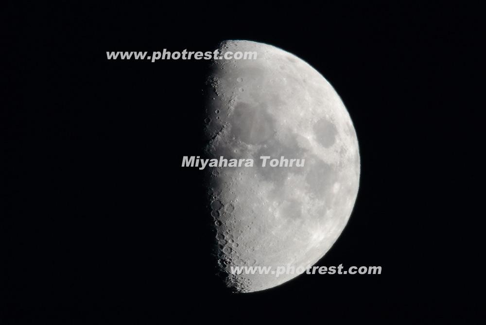 月の写真素材