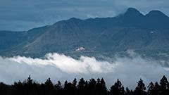 榛名山のオリジナルプリント