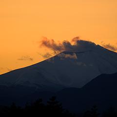 浅間山のフォト作品