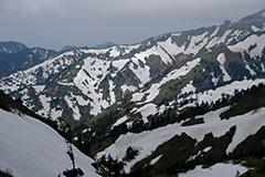 春の志賀高原