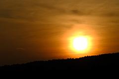 夏の日の出