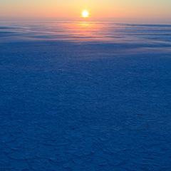 流氷のフォト作品