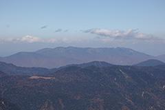 秋の平ガ岳