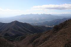 秋の赤城山
