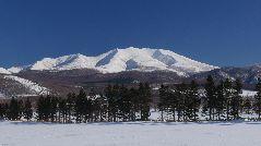 冬の海別岳
