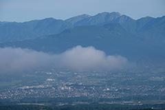 夏の仙ノ倉山
