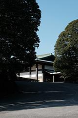 皇居のオリジナルプリント