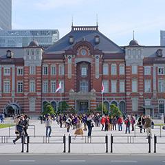 東京駅のフォト作品