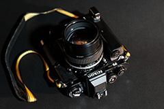カメラのオリジナルプリント