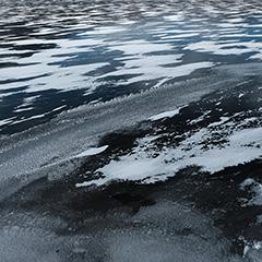 氷紋のフォト作品