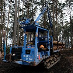 林業のフォト作品