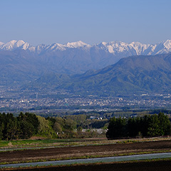 谷川岳のフォト作品