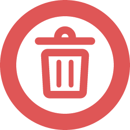 trash icon